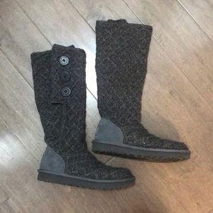 8b6a129643c Women Ugg Lattice Cardy Boots on Poshmark